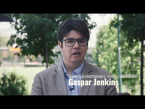 Supremacía constitucional y Tribunal Constitucional- Gaspar Jenkins