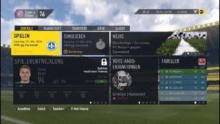 FIFA 17 FC Bayern vs FC Villareal Champions League ( FC Bayern Trainerkarriere ) #91