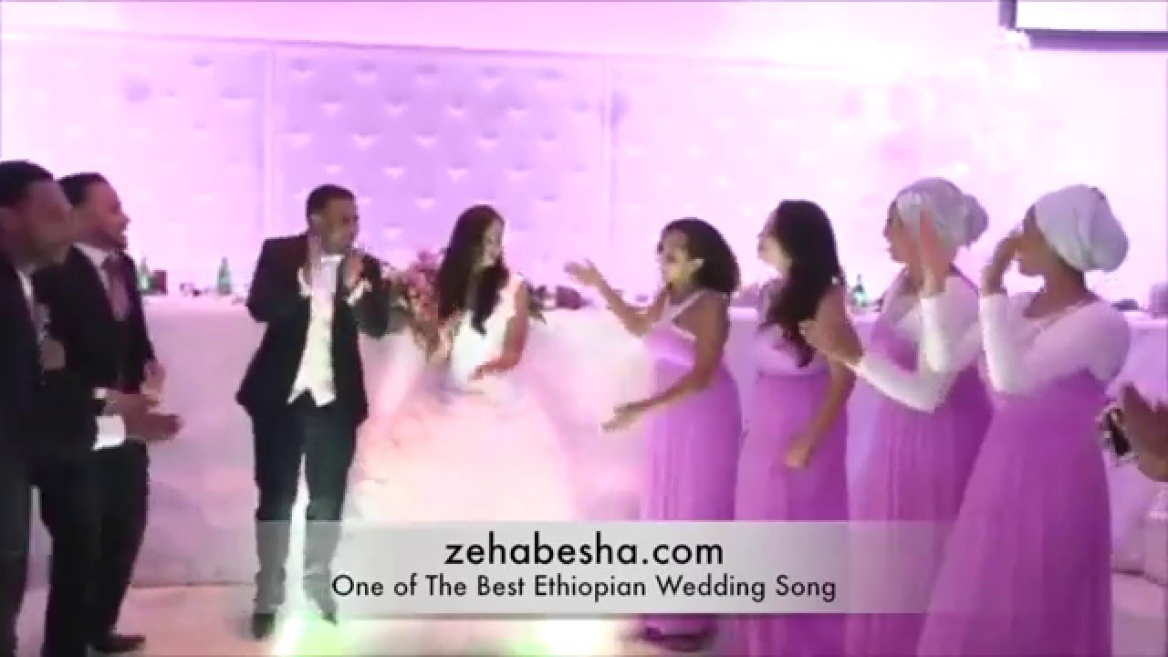 One Of The Best Ethiopian Wedding Song