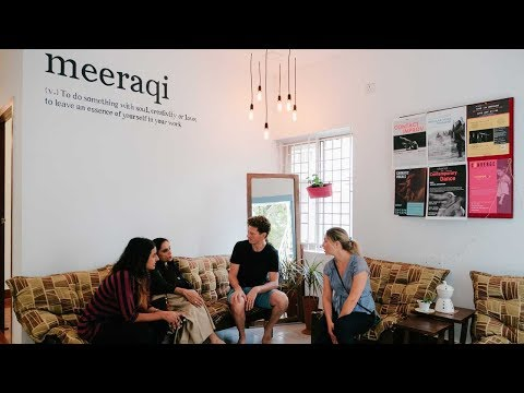 Meeraqi: An Arts Organisation In Bangalore With Dance, Yoga, Photography, Film Making & More...