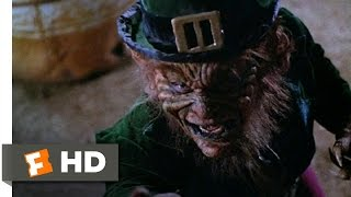 Leprechaun Caught On Tape