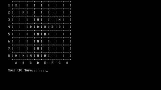 Othello C++ Game