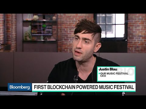The First Blockchain-Powered Music Festival