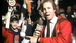 1991 World Series Game 3 Pregame Part 1 Minnesota Twins @ Atlanta Braves October 22, 1991