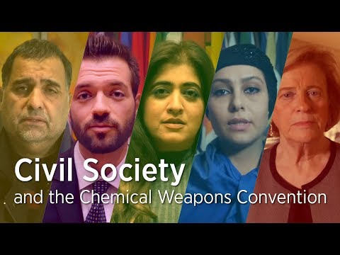 Civil Society and the Chemical Weapons Convention