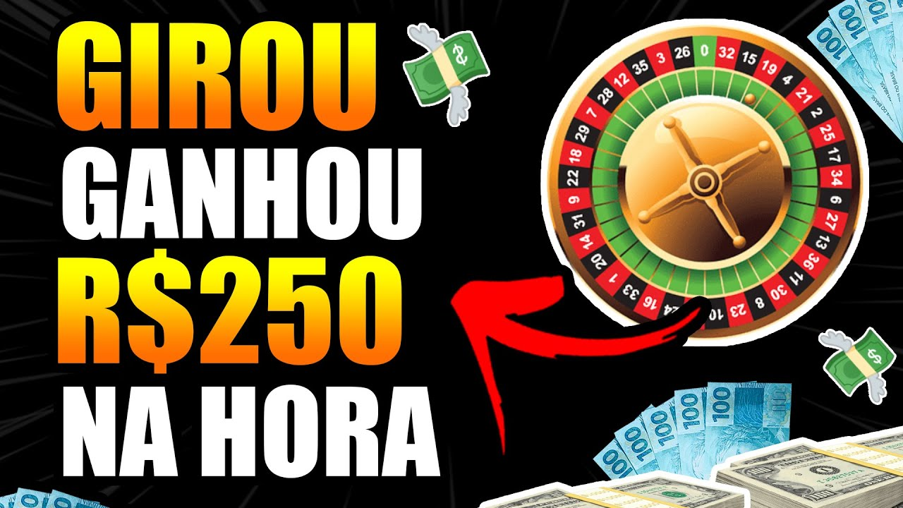 APP PARA GANHAR DINHEIRO PAGANDO R$250 PARA GIRAR UMA ROLETA ILIMITADA/Ganhar Dinheiro na Internet