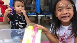 Mainan Anak Murah Meriah   Aquarobo dan Belajar Bahasa Jepang   Zara Kenzo