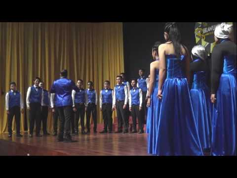 The Battle ofJericho (Moses Hogan) -Bahana Suara Merdeka Choir
