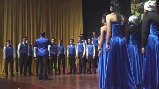 The Battle of Jericho (Moses Hogan) -Bahana Suara Merdeka Choir