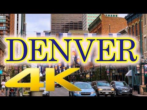 Denver Colorado Travel Tour 4K