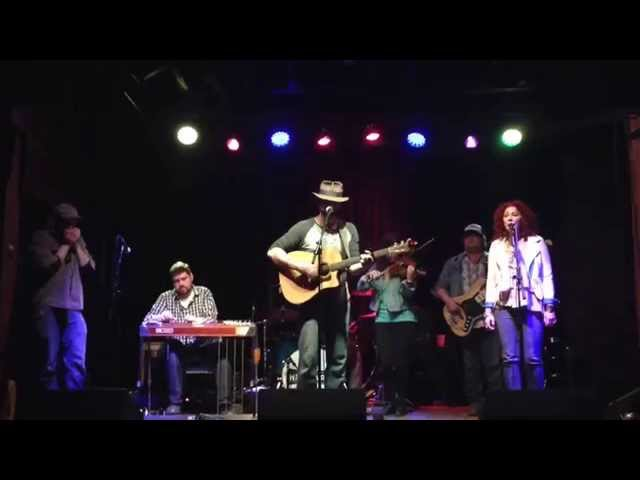 """""""Moon"""" by Anthony Adams & the Nite Owls - at The High Watt, in Nashville, TN -4/15/14"""
