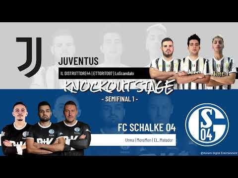 Semifinal 1 | Juventus vs. FC Schalke 04 | Highlights eFootball.Pro IQONIQ Knockout Stage 2020-2021