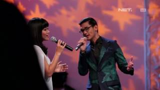 Video Afgan & The Gandarianz (feat. Yura Yunita) - Kamu Yang Ku Tunggu (Live at Music Everywhere) ** download MP3, 3GP, MP4, WEBM, AVI, FLV Juli 2018