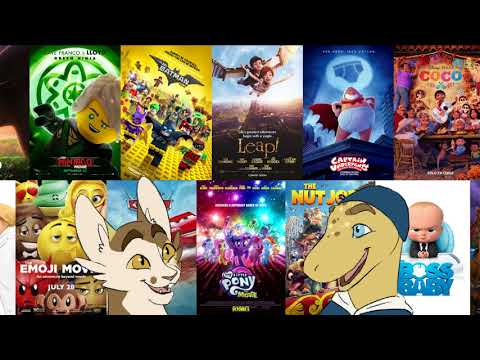2017 Animated Films Review