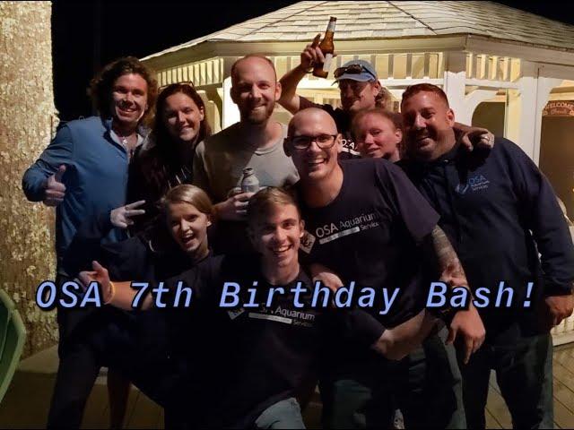 OSA 7th Birthday Bash! Recap!!