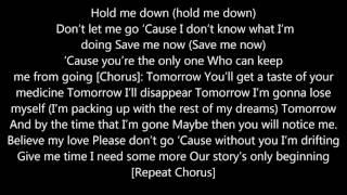 Mr FijiWiji & Direct - Tomorrow (feat. Matt Van & Holly Drummond) (lyrics)