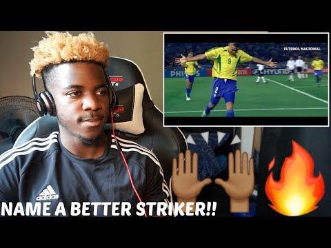 RONALDO FENÔMENO -  BEST SKILLS & GOALS EVER!! ⭐🇧🇷 | Reaction