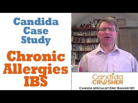 Candida Case Study 9: Wendy Chronic Allergies and IBS
