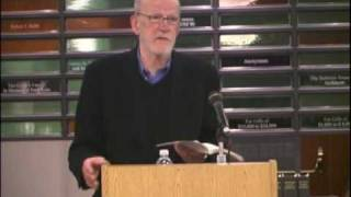 Poetry Reading by David Ferry