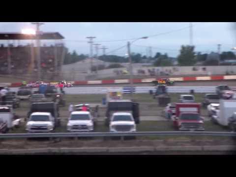8-26-16 Beatrice Speedway Caleb Davis Heat Race #23