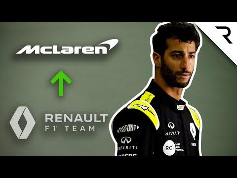 'Renault's swipe shows Ricciardo was right to move to McLaren'