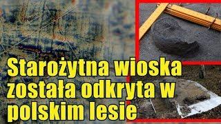 W Borach Tucholskich odkryto osadę sprzed 2000 lat!