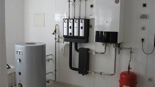 Эксплуатация газового настенного котла(, 2016-02-15T06:16:21.000Z)