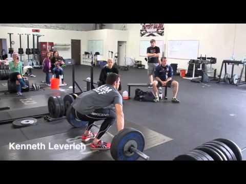 CrossFit Games - SoCal's Elite Train at CrossFit Balboa