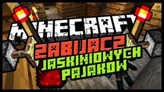 Minecraft: Mały zabijacz Jaskiniowych Pająków