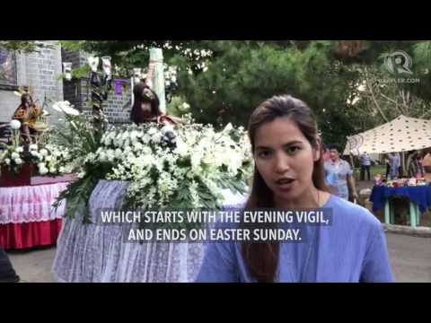 VLOG: Alfonso, Cavite holds Holy Wednesday procession