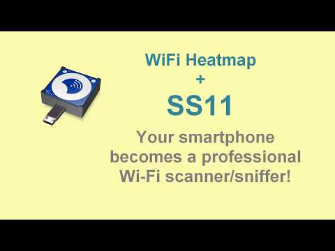 WiFi Heatmap Pro 1 7 APK Download - Android Tools Apps