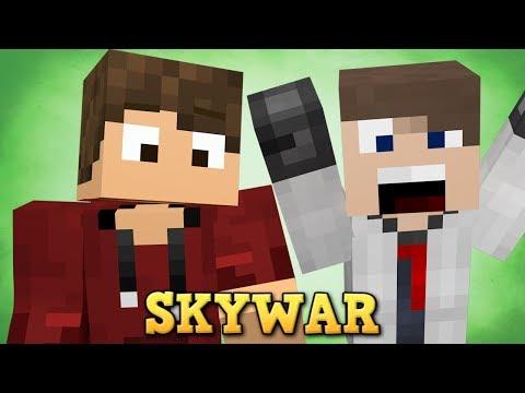 SKYWAR com o JAPA! Minecraft