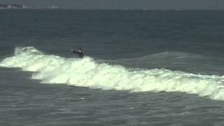 Surfing Kennebunk/Fortunes beach Maine Cooper Beveridge