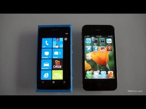 nokia-lumia-800-vs-iphone-4s-comparison---bwone.com
