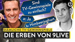 TV-Gewinnspiele: Viel Geld für blöde Fragen | WALULIS