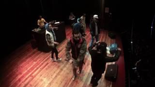 Anouar Essif en live avec Shayfeen  -Sad jim  -I.N.S - XACTO ( MAD x TAGNE )