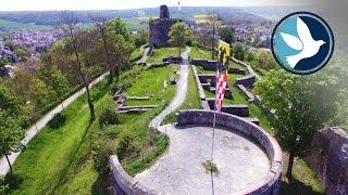 Burgruine Botenlauben - Bad Kissingen