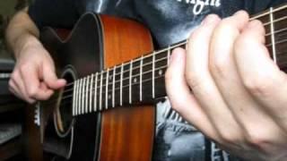 Кукушка на гитаре. Ноты и табы