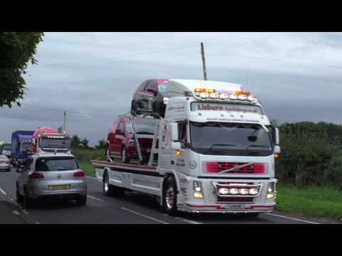 TruckFest 2016 Convoy!