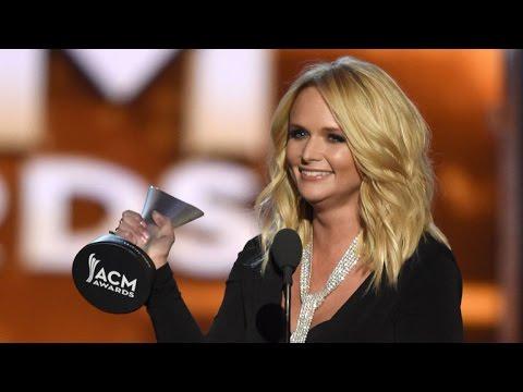 Miranda Lambert Wins 'Female Vocalist of the Year' at ACMs - Watch Her Performance!