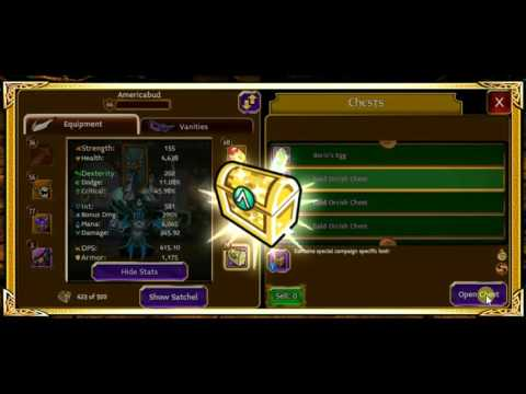 ArcaneLegends AB Crate Tokens F2P Chests
