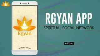 Introducing Rgyan App - Spiritual Instagram with a touch of Quora
