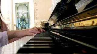 Kanon Wakeshima---Kuroi Torikago piano