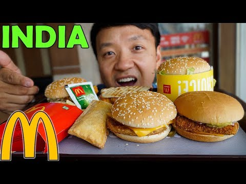 Trying McDonald's Breakfast