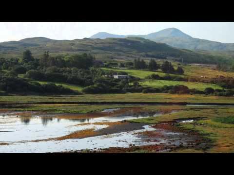 Portree, UK Isle of Skye