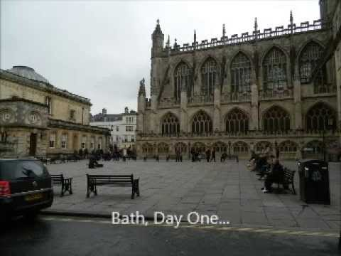 Travel Video: Bath, England