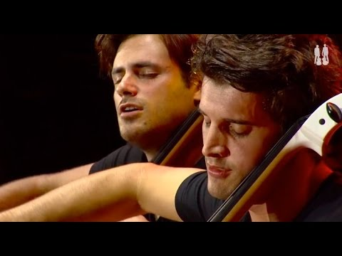 2CELLOS - Shape Of My Heart [Live at Exit Festival]