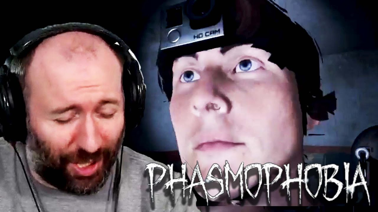 WHAT DO YOU WANT, CHILD? | Phasmophobia