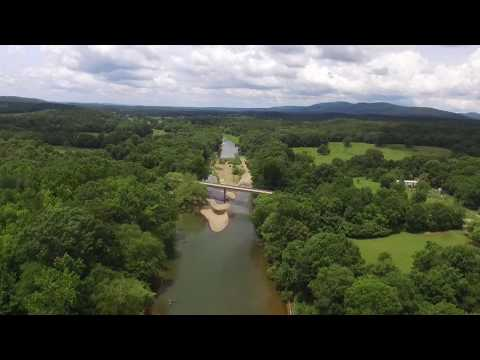 A Weekend Getaway to Ouachita National Forest (One Minute Highlight)