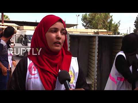 State of Palestine: Family, friends mourn paramedic shot dead by Israeli troops
